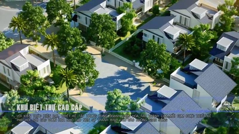 Hình ảnh: biệt thự Vinhomes Paradise Mễ Trì