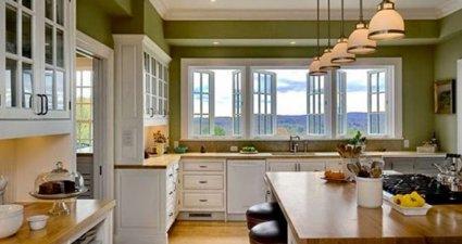 Cần tránh đặt bếp nấu ở những vị trí này để gia đình luôn mạnh khỏe