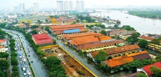 Siêu dự án Sài Gòn Ba Son và loạt dự án khác được TP Hồ Chí Minh cấp phép