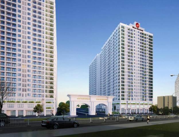 Chung cư HH01 Complex Building Nam Cường Khu đô thị mới Dương Nội